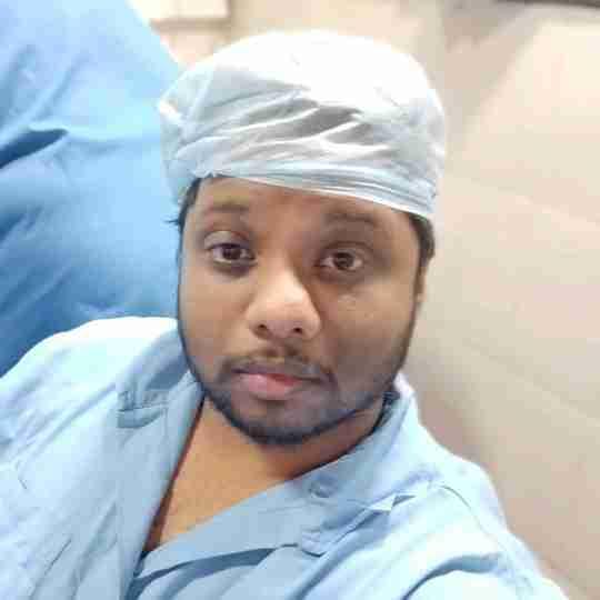 Dr. Nishant Sagar's profile on Curofy
