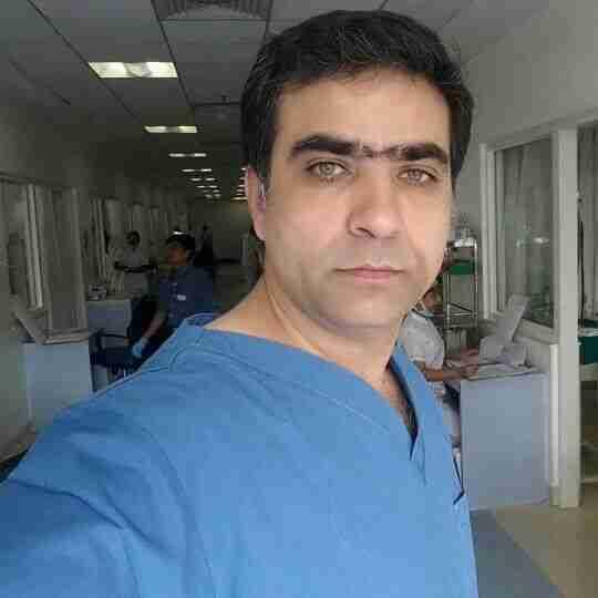 Dr. Tanveer Ali's profile on Curofy
