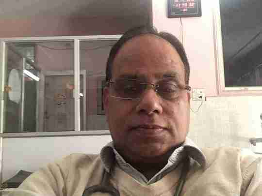 Dr. Gauri Shankar Chauhan's profile on Curofy