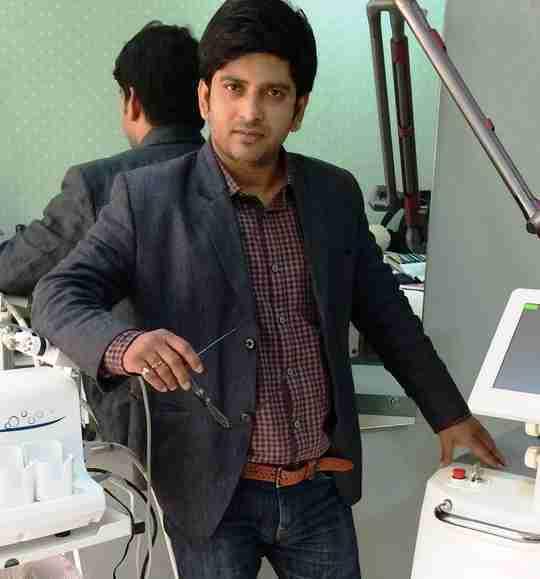 Dr. Uday Shankar Sen's profile on Curofy