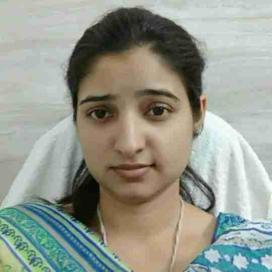 Dr. Shefali Sharma's profile on Curofy