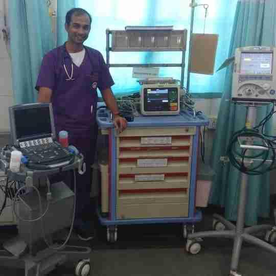 Dr. Ravi Teja Kethavath's profile on Curofy