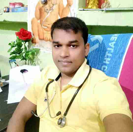 Dr. Anup Kumar's profile on Curofy