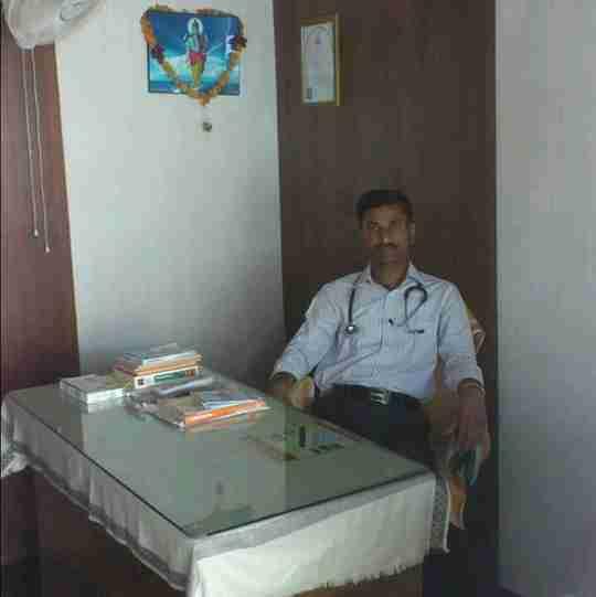 Dr. Mahantesh Havagond's profile on Curofy
