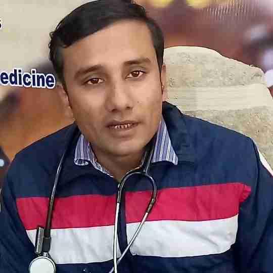 Dr. Faizan Khan's profile on Curofy