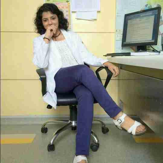 Dr. Neha Gupta's profile on Curofy