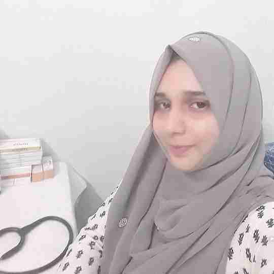 Dr. Reem Maqsoom's profile on Curofy