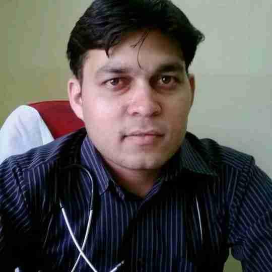 Dr. Ishwar Chaudhari's profile on Curofy