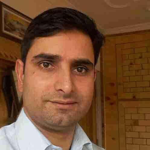 Dr. Bilal Ganai's profile on Curofy