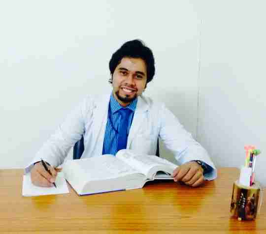 Dr. Suhas's profile on Curofy