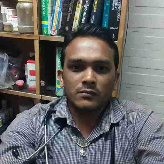 Dr. Dashrath Jadav's profile on Curofy