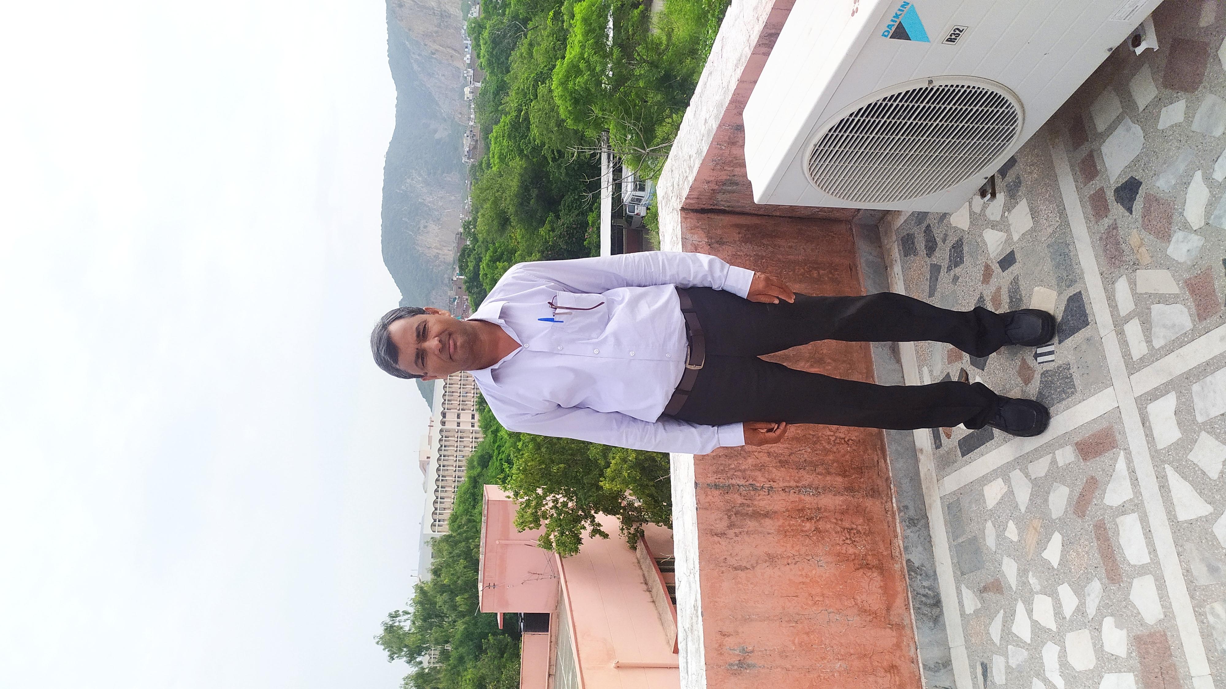 Dr. Ramsingh Meena