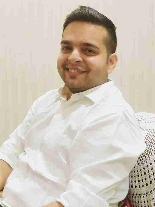 Dr. Ashutosh Pathak's profile on Curofy