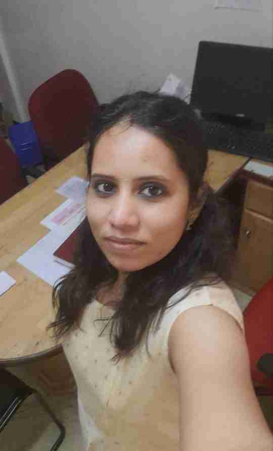 Dr. Apeksha Sahu's profile on Curofy