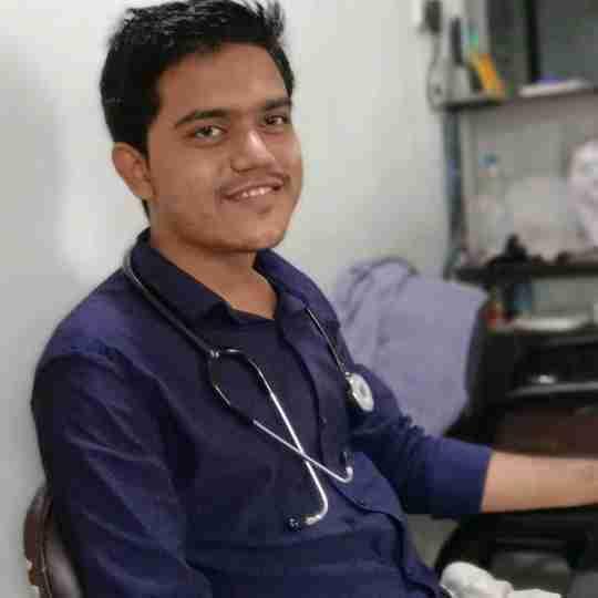 Dr. Harsh Patel's profile on Curofy