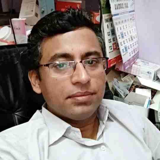 Dr. Shailesh Bhanushali's profile on Curofy