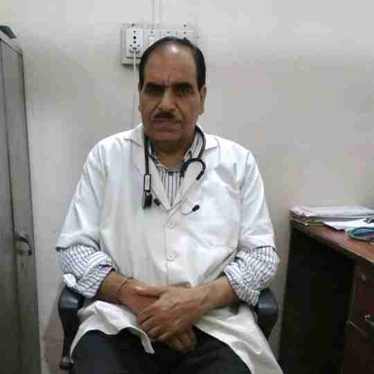 Dr. Kantroo Hira Lal's profile on Curofy