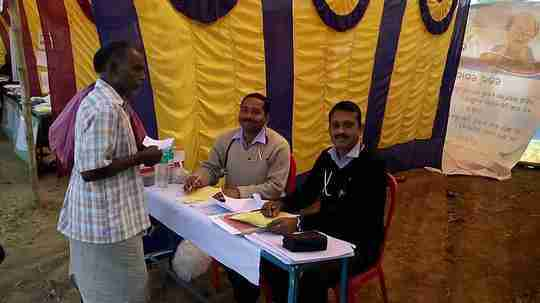 Dr. Saumyakanta Satyasundar's profile on Curofy