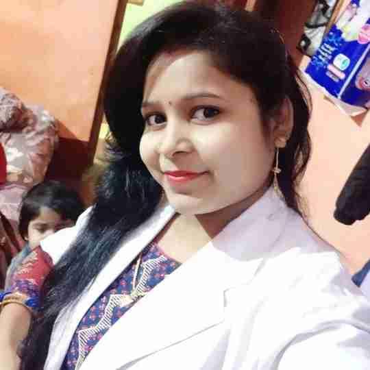 Dr. Shanu Priya's profile on Curofy