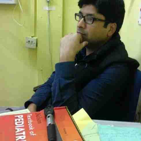 Dr. Mudasir Ahmad's profile on Curofy