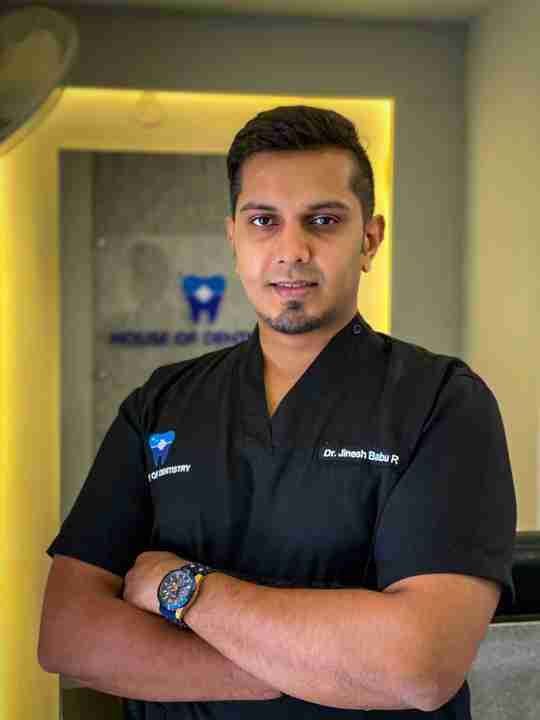 Dr. Jinesh Babu's profile on Curofy