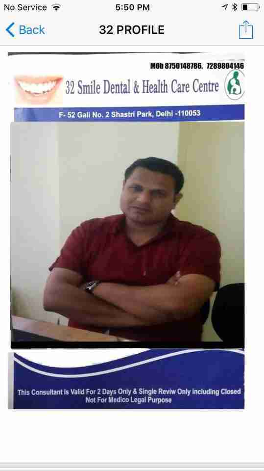 Dr. R.p. Singh's profile on Curofy