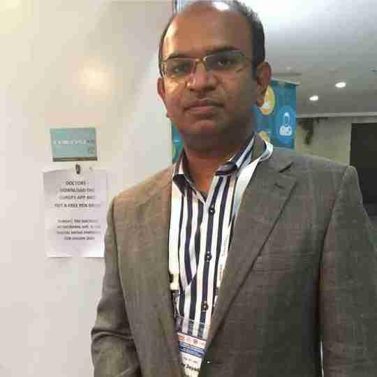 Dr. Rajeev Jayadevan's profile on Curofy