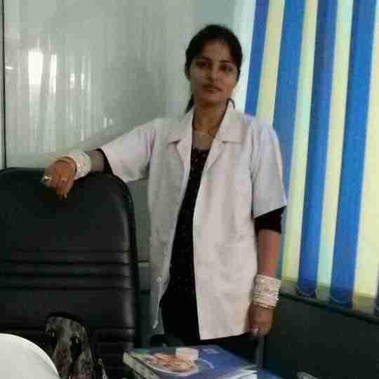 Dr. Ankita Kataria's profile on Curofy