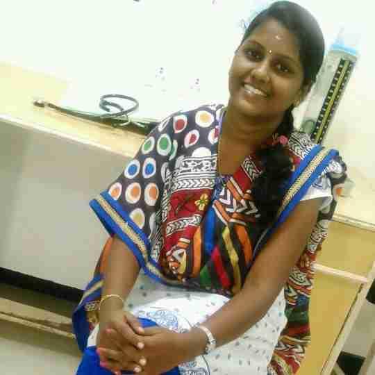 Dr. Shobana Selvaraj's profile on Curofy