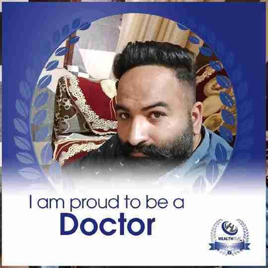 Dr. Nishchal Rai's profile on Curofy