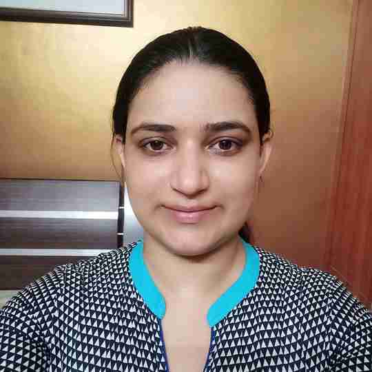 Dr. Simrat Kaur's profile on Curofy