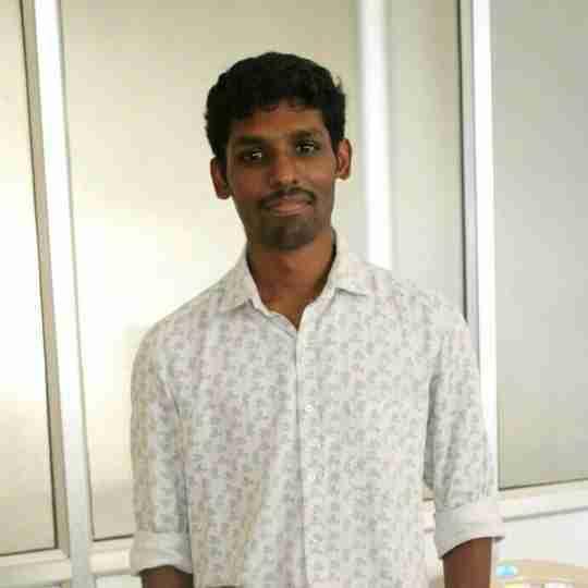 Muthu Annamalai's profile on Curofy