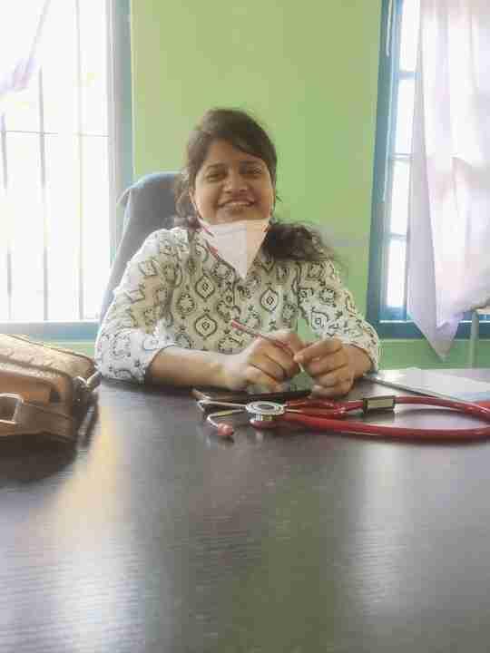 Dr. Binita Gupta's profile on Curofy