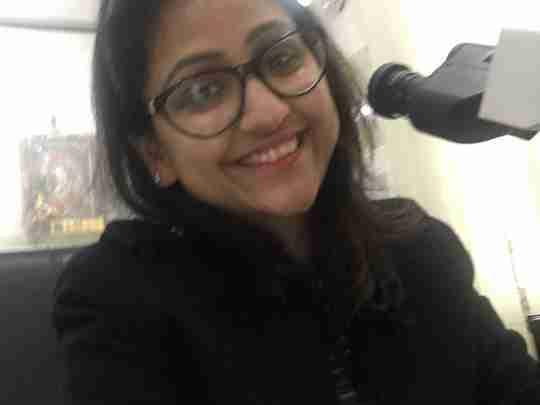 Dr. Tripti Gupta's profile on Curofy