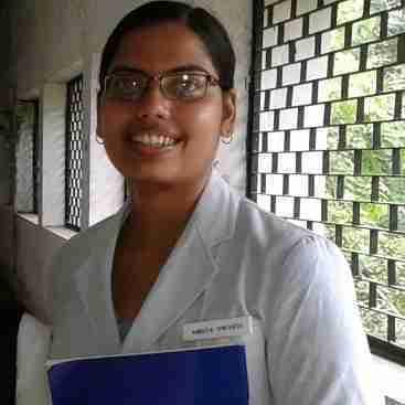 Ankita Dwivedi's profile on Curofy