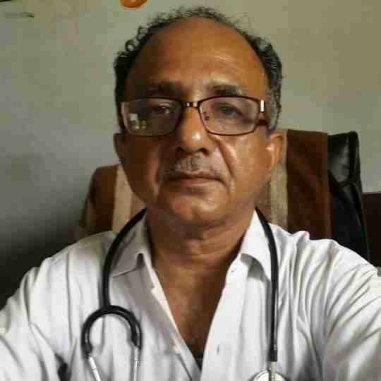 Dr. Hari Nandan Roy's profile on Curofy
