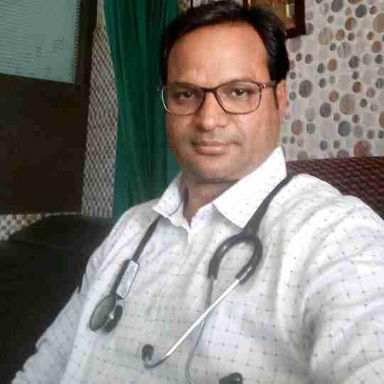 Dr. Rahul Chaubey's profile on Curofy