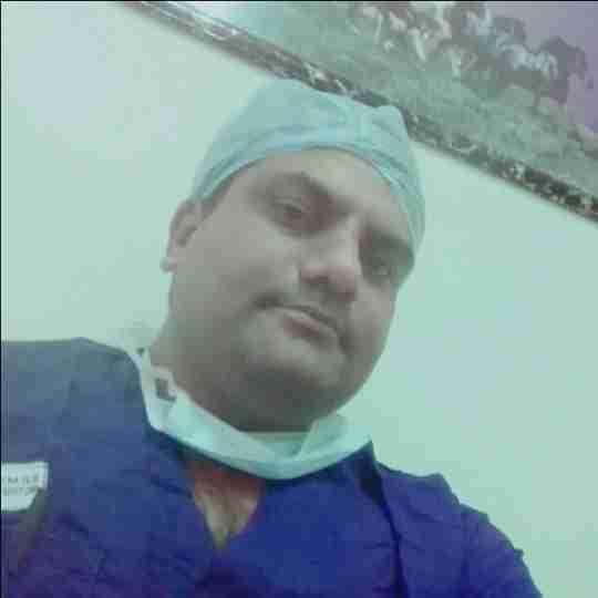 Dr. Ashutosh Goswami's profile on Curofy