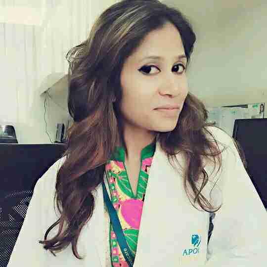 Dr. Priya Singh (Pt)'s profile on Curofy