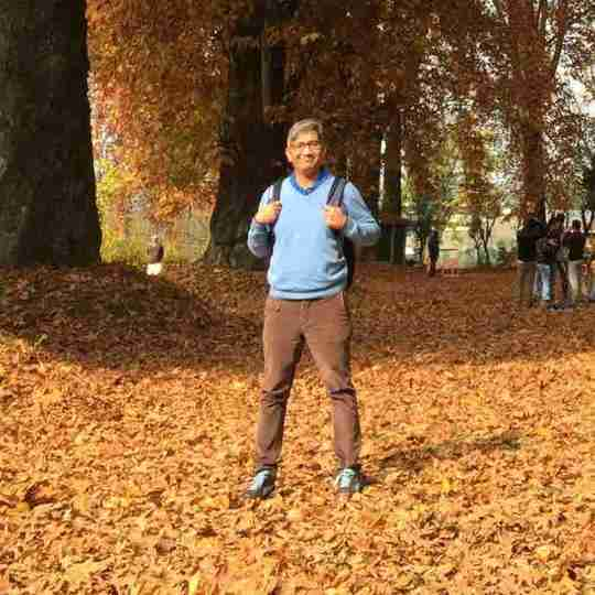 Dr. Mihir Acharya's profile on Curofy