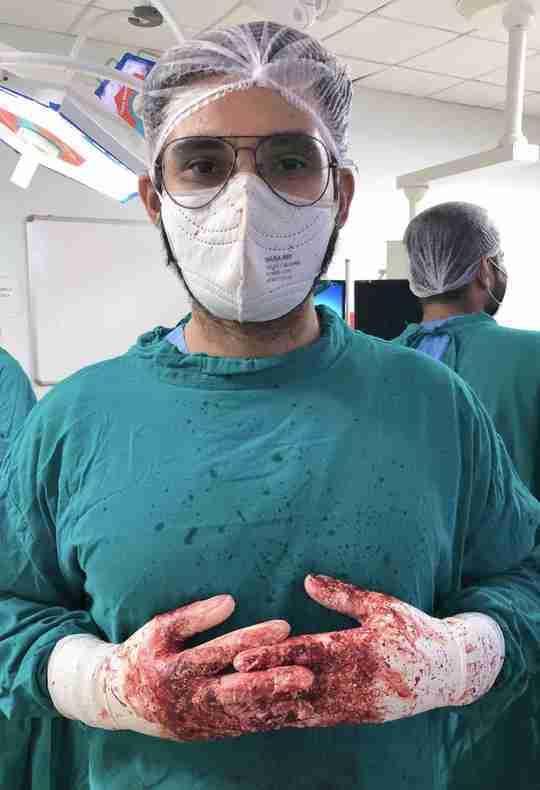 Dr. Milan Chaudhari's profile on Curofy