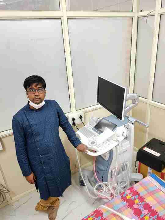Dr. Prashant Gupta's profile on Curofy