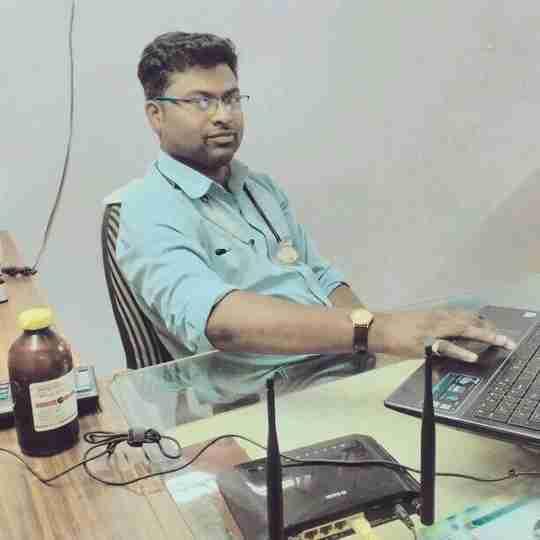 Dr. Yuvraj Shinde's profile on Curofy