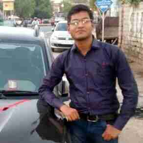 Ayush Kumar Garg's profile on Curofy