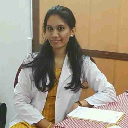 Dr. Kripa Krishnan's profile on Curofy