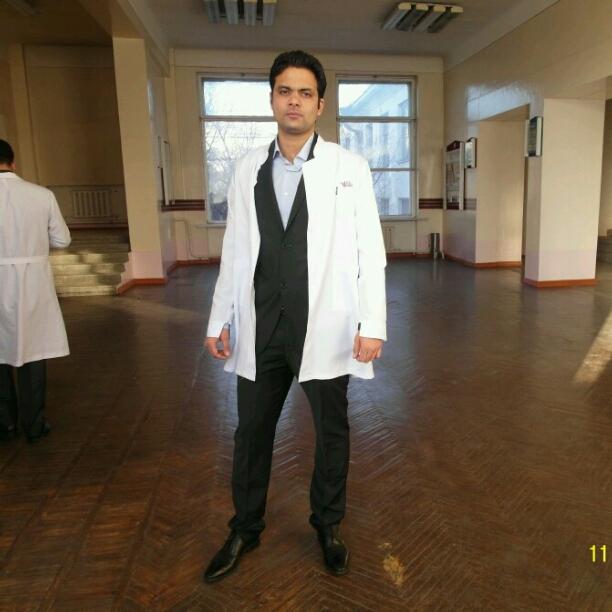 Dr. Vikas Dhankhar's profile on Curofy