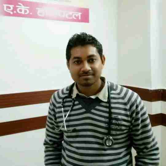 Dr. Rahul Chouhan's profile on Curofy
