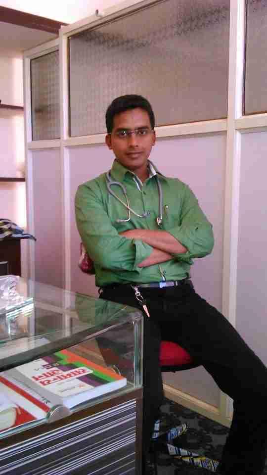 Dr. Shahid Mujawar's profile on Curofy