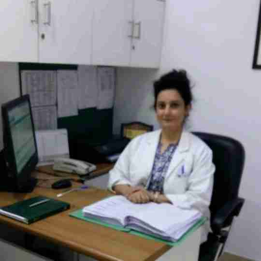 Dr. Sharmila Verma's profile on Curofy