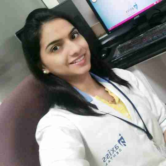 Dr. Priyanka's profile on Curofy